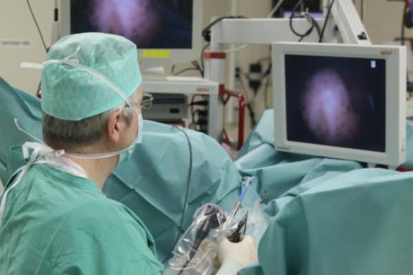 Операция при цистите