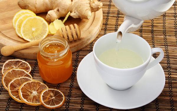 чай с лимоном при цистите