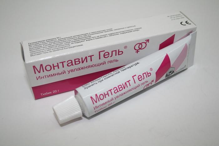 Монтавит гель