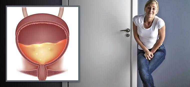 Опорожнение мочевого пузыря перед применением лекарства